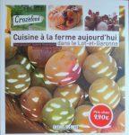 Cuisine a la ferme aujourd'hui dans le Lot-et-Garonne - francia nyelvű receptes könyv