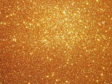 Dekorgumi, öntapadós, glitteres / csillámos  20*30 cm (A4), RÉZ