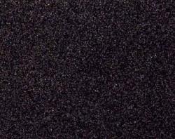 Dekorgumi, öntapadós, glitteres / csillámos  20*30 cm (A4), FEKETE