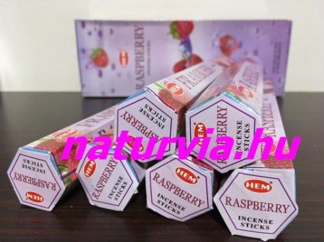 HEM 20 szálas füstölő - STRAWBERRY / EPER illatú