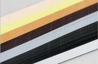 quilling papírcsíkok, papírcsík készlet - DEKORATÍV színek (300 db, 18 cm * 5 mm)