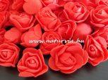 foamvirág / habgumi / polyfoam virág / habrózsa