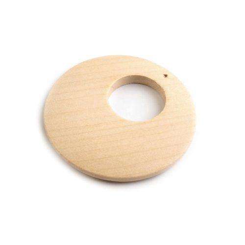 Fa medál vagy fülbevaló alap