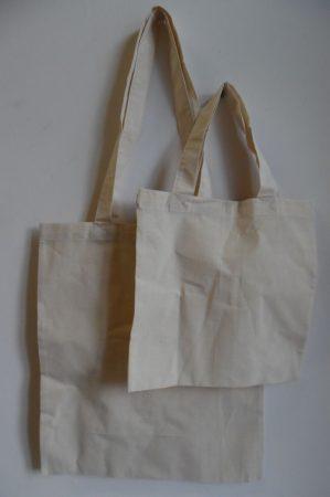 Lenvászon bevásárló szatyor, 29*29 cm (négyzetes)