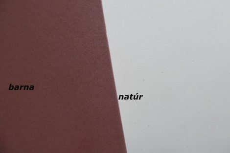 Dekorgumi, öntapadós 20*30 cm (A4), NATÚR