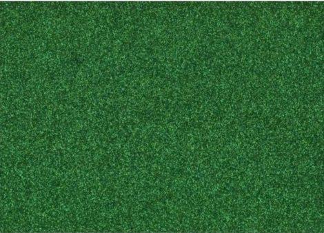 Dekorgumi, öntapadós, glitteres / csillámos  20*30 cm (A4), ZÖLD