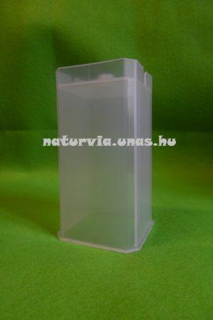 Gyertyakiöntő forma, gyertya öntőforma TÉGLATEST/HASÁB alakú