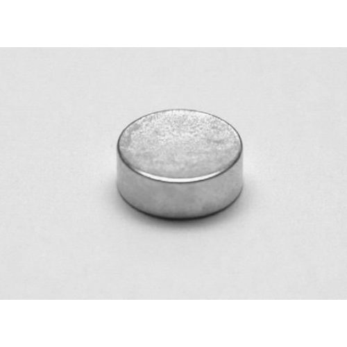 mágneskorong, mágnes korong MINI 5 mm (5 db / csomag)
