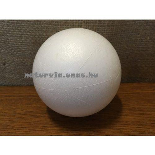 polisztirol (hungarocell) gömb, 10 cm