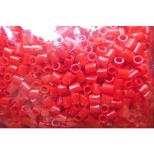 Vasalható gyöngy 50 g (~1000 db) PIROS